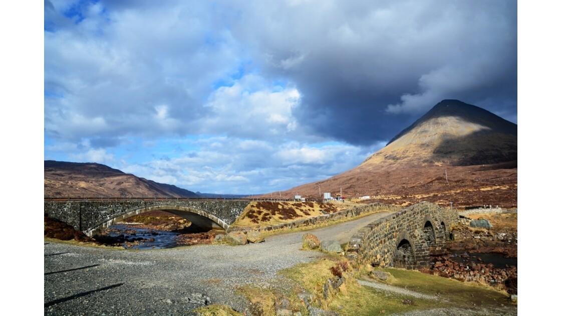 Ile de Skye Ecosse