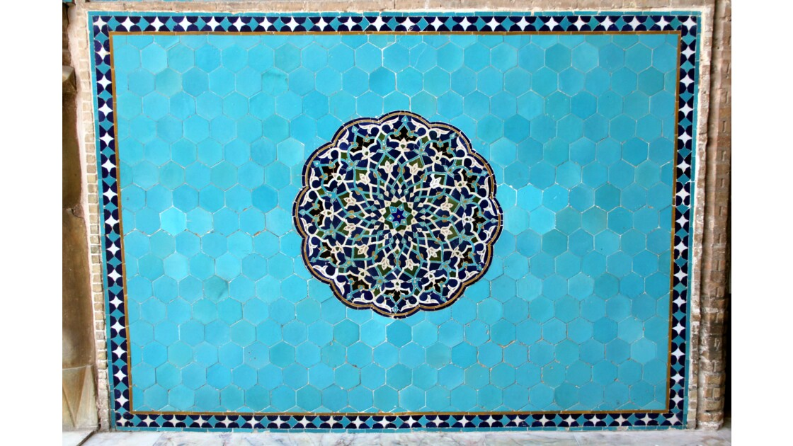 Mosquée Jameh Yazd