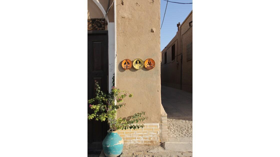Faïences décoratives Yazd