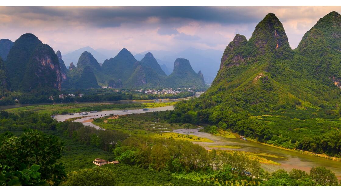 Hors des sentiers battus en Chine
