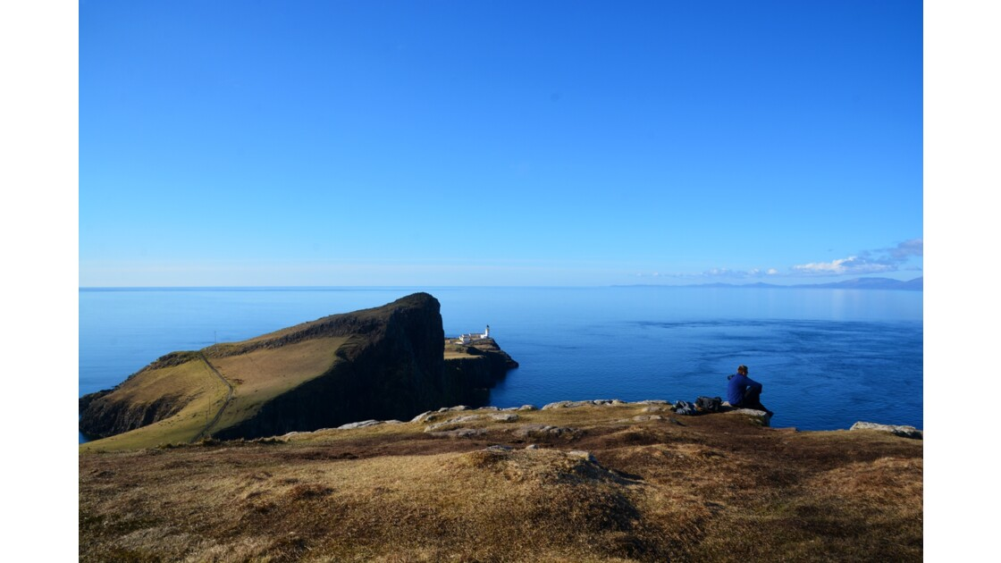 Neist point ile de Skye Ecosse