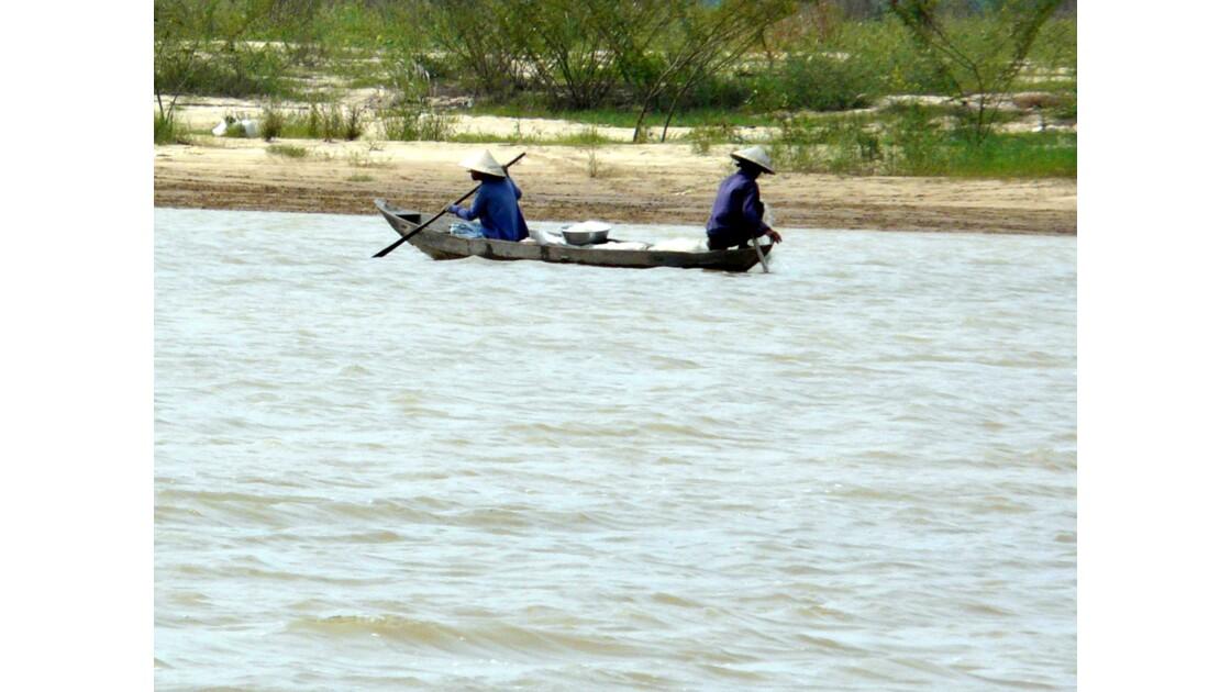 Les pêcheurs de Hoi An