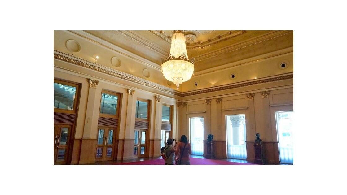 MONTEVIDEO Théâtre Solis