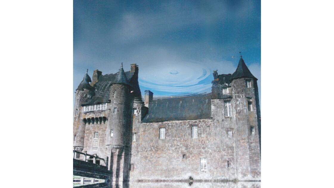 Reflets d'Eau  ... Chateau de Trecesson