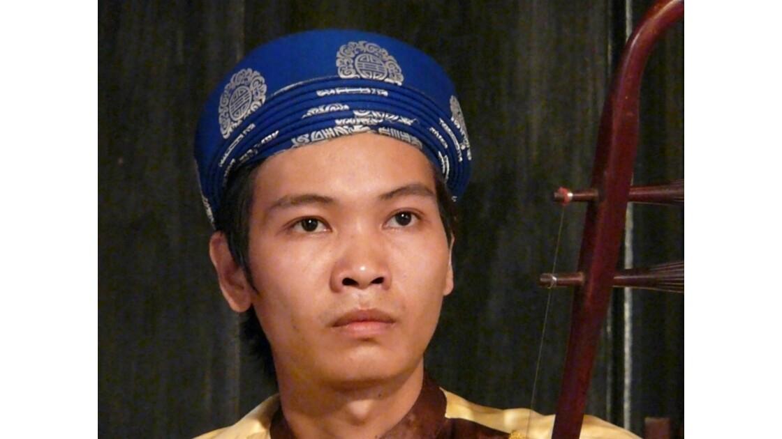 Musique traditionnelle au Théâtre de Hoi An