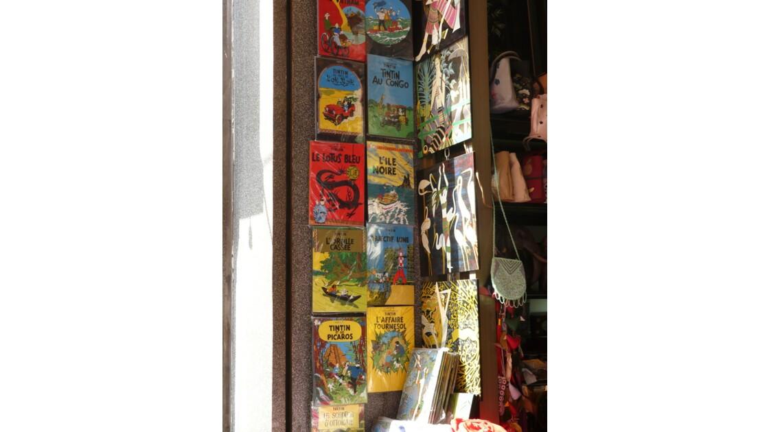 Tintin au Vietnam