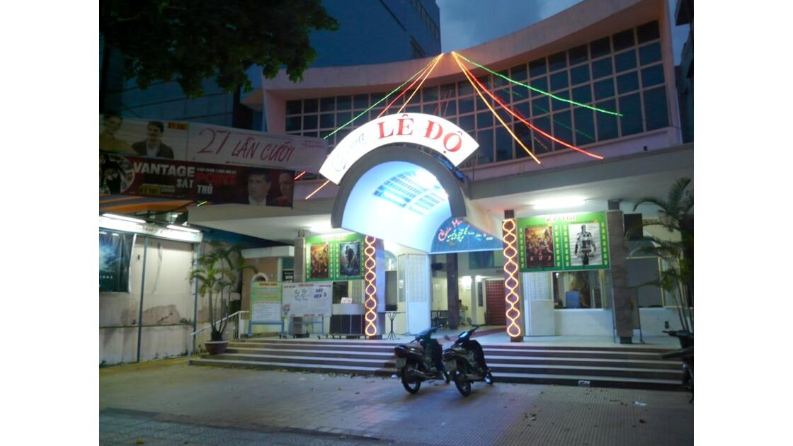 Cinéma Lê Dô à Danang