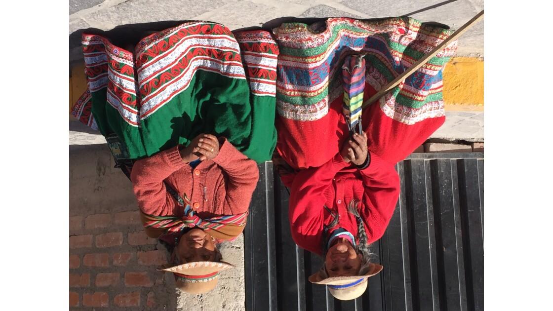 voyage personnel Pérou