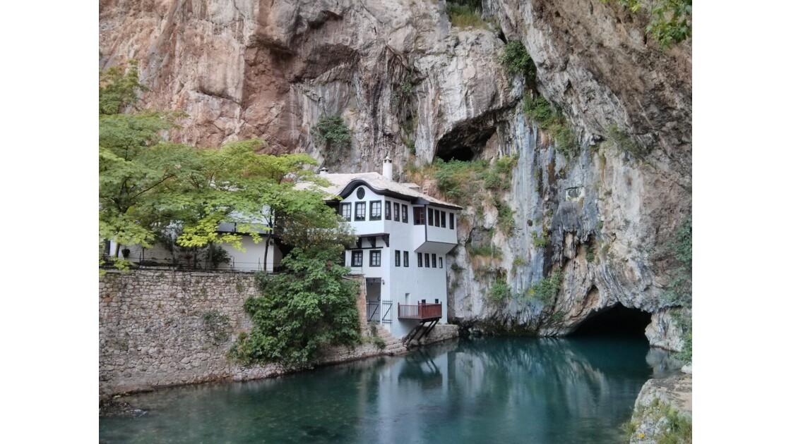 L'ermitage de Blagaj