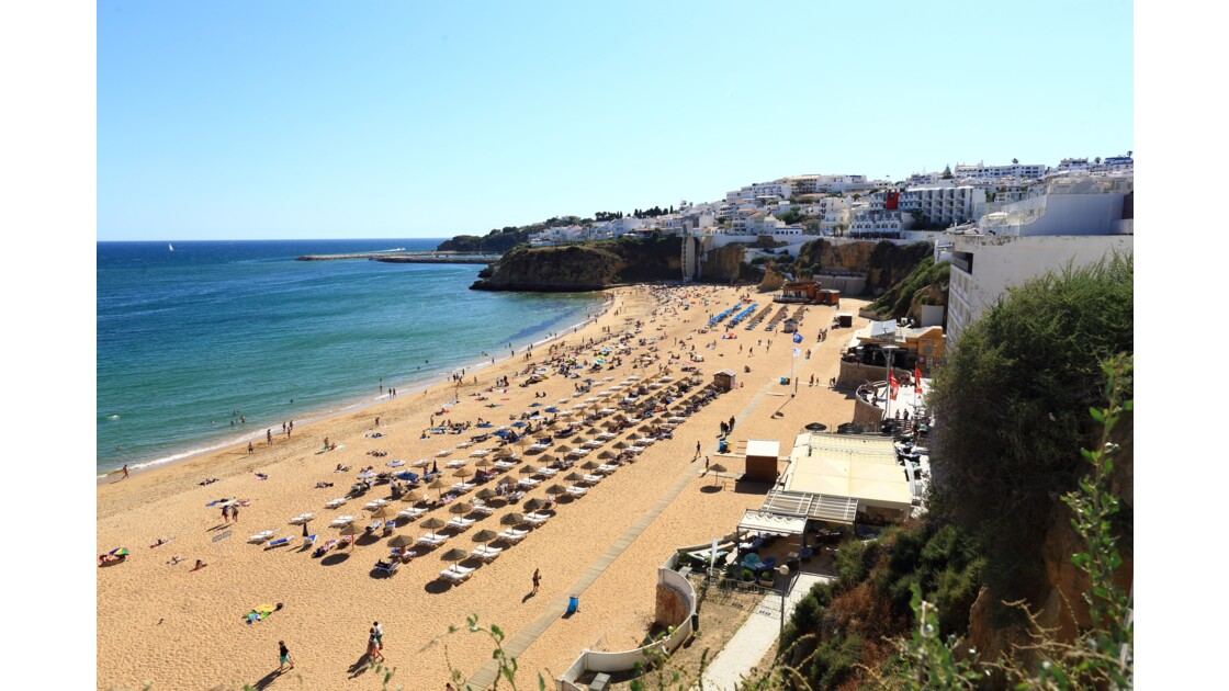 Les Beautés de l'Algarve, Albufeira