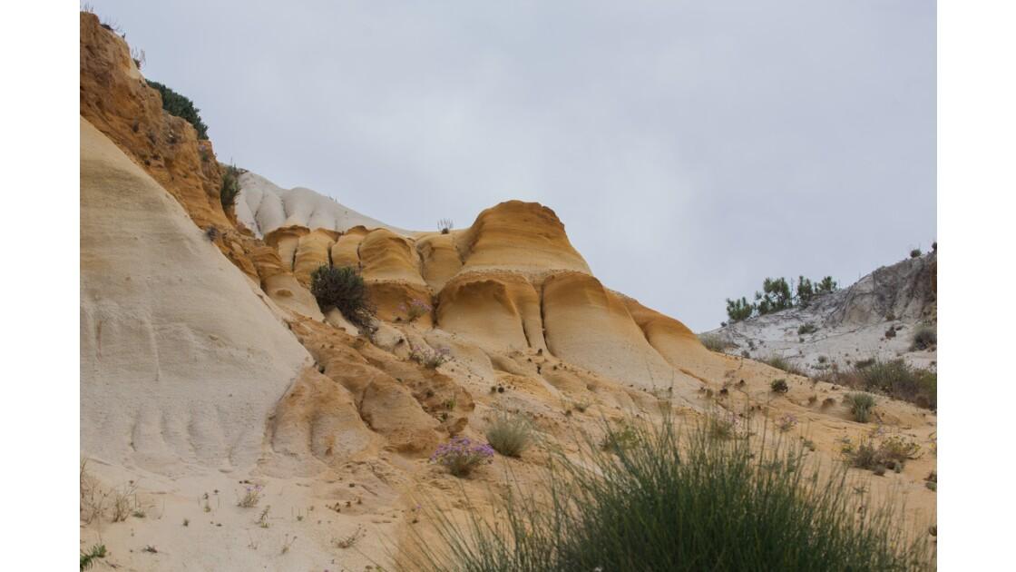 Les beautés de l'Algarve, Praia da Falesia, Albufeira