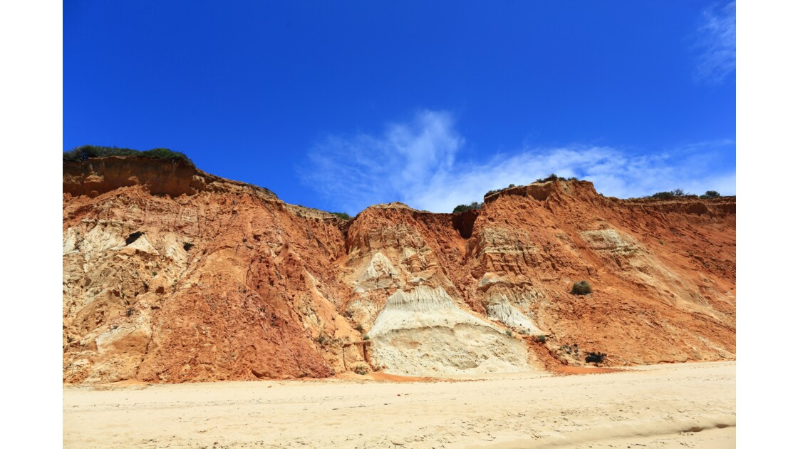 Les beautés de l'Algarve