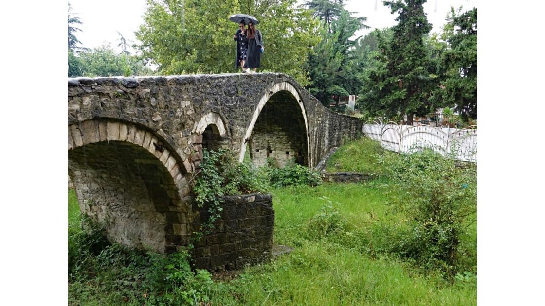 Albanie Tirana Le Pont des Tanneurs 5