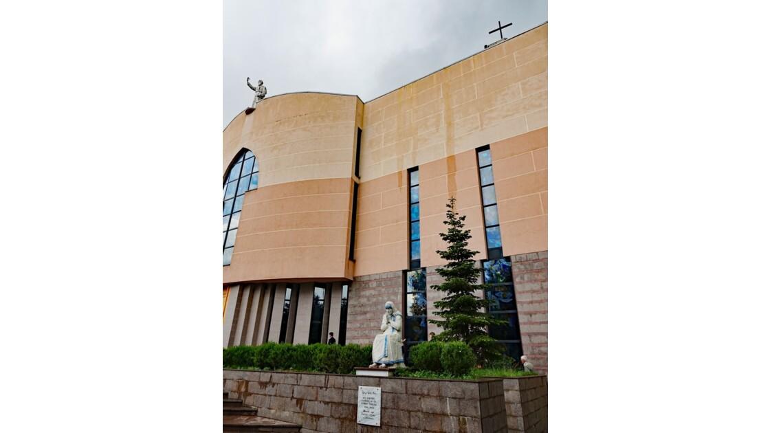 Albanie Tirana Cathédrale Saint-Paul 2