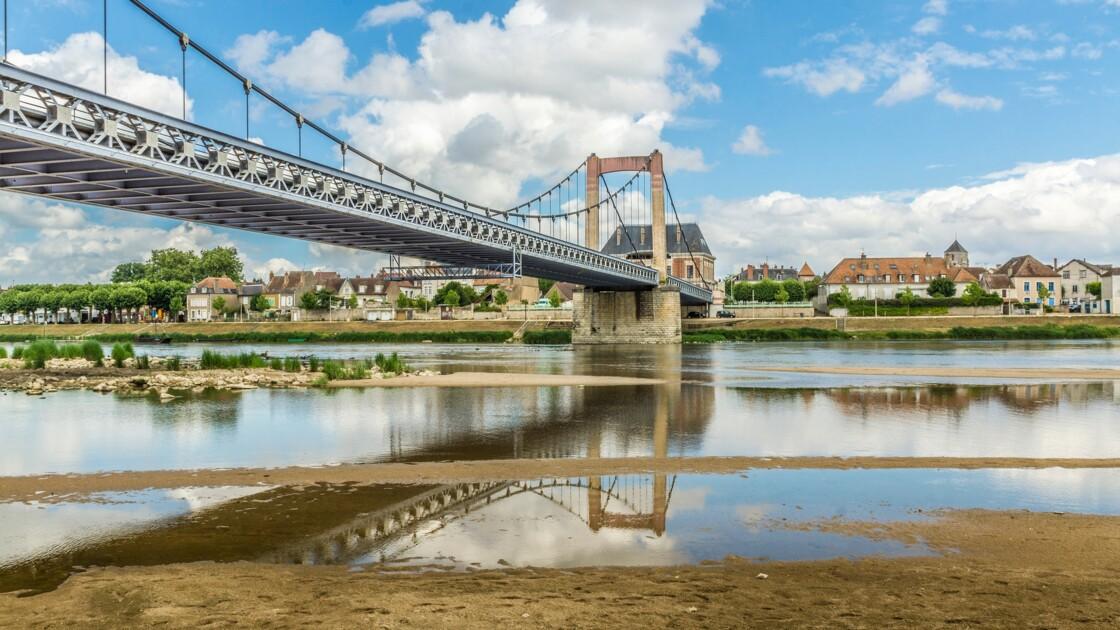 Pont de Cosne sur Loire