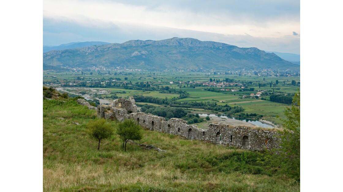 Albanie Forteresse de Rozafa 6
