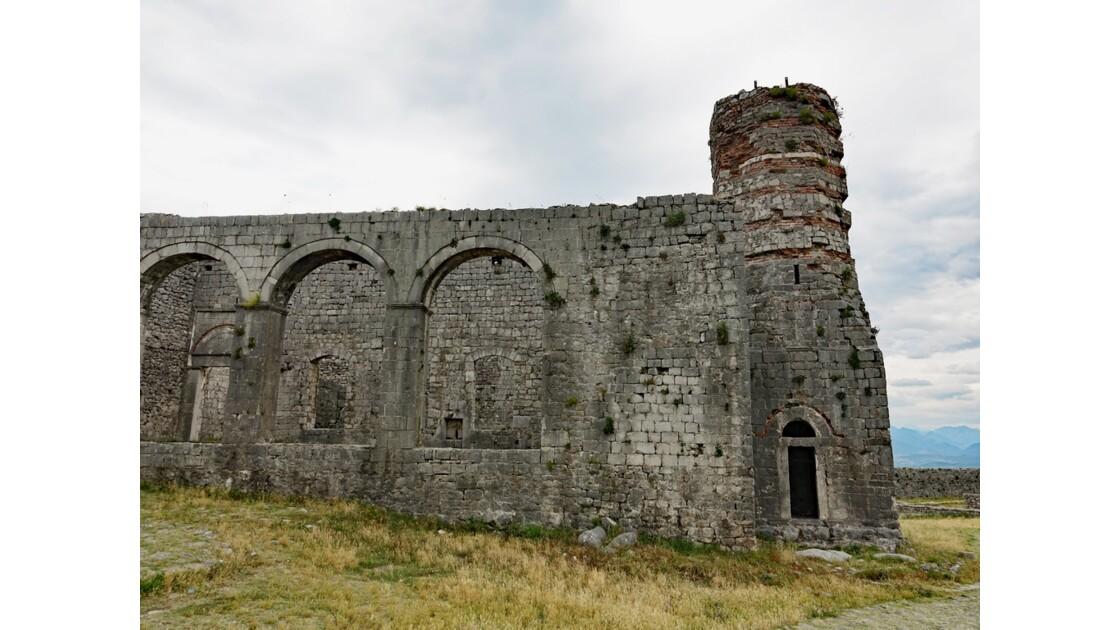 Albanie Forteresse de Rozafa Mosquée Fatih Sultan Mehmet 1