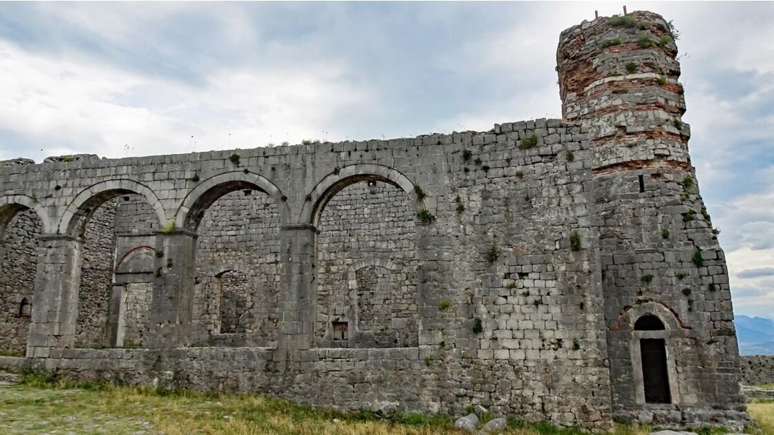 Albanie Forteresse de Rozafa Mosquée Fatih Sultan Mehmet 2