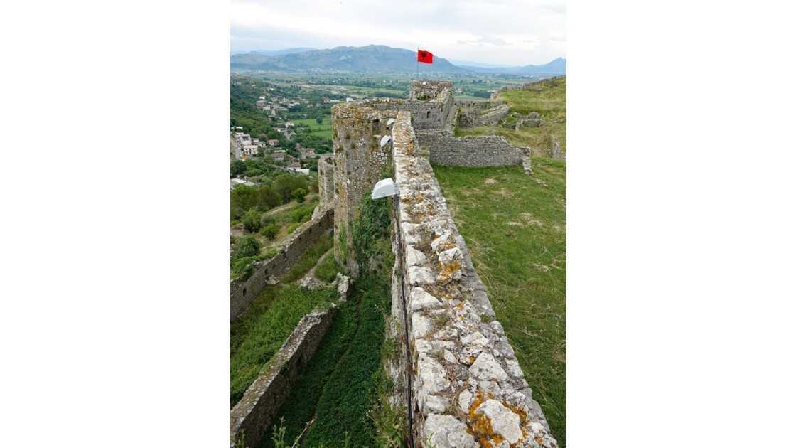 Albanie Forteresse de Rozafa 2