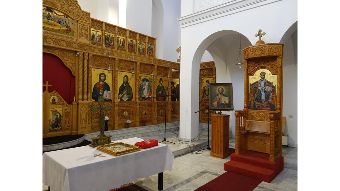 Albanie Shkoder Eglise orthodoxe 5