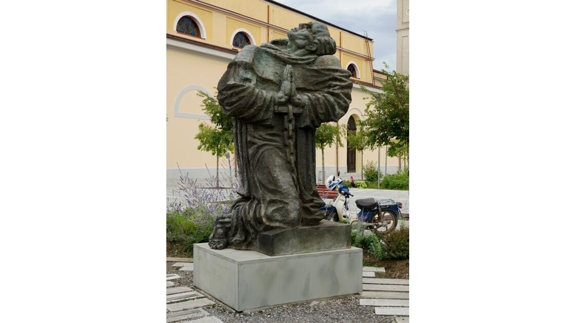 Albanie Shkoder Monument des 40 martyrs 2