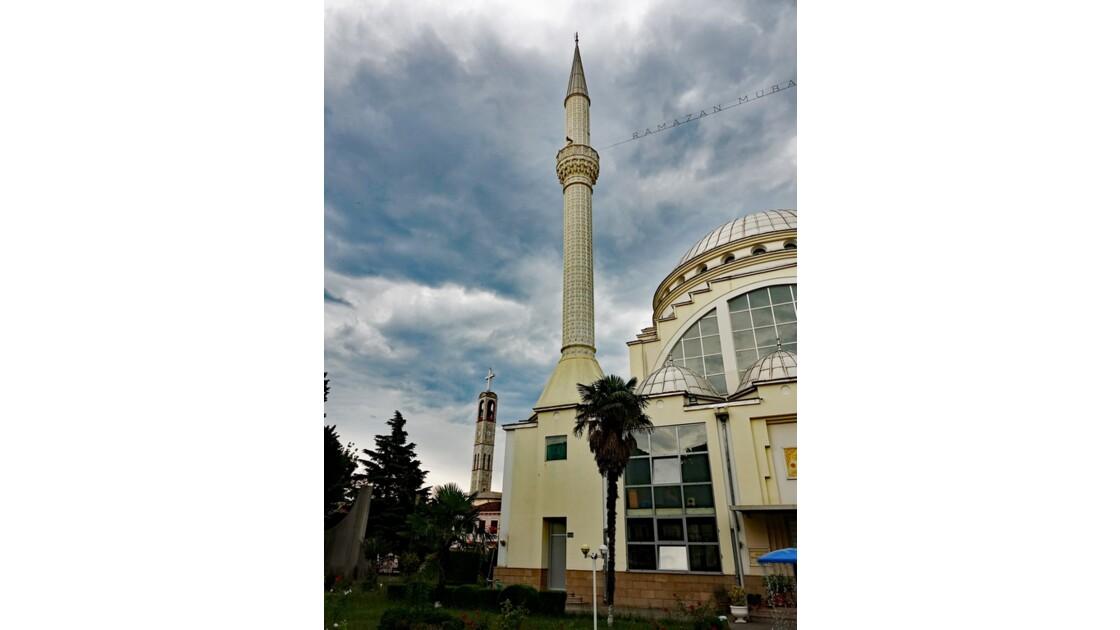 Albanie Shkoder Mosquée Al-Zamil  5