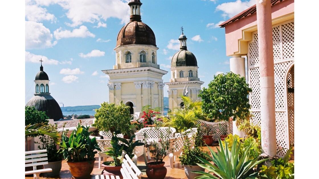 N.D. de l'Assomption à Santiago de Cuba