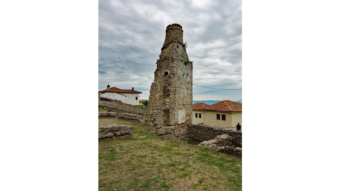 Albanie Kruja la citadelle 1