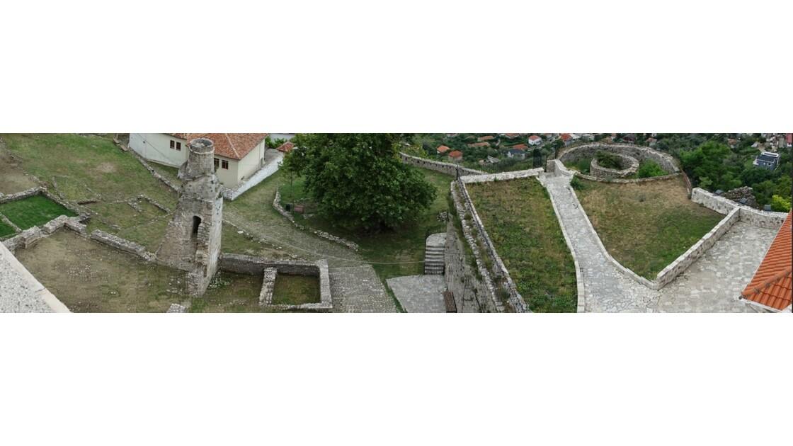 Albanie Kruja la citadelle 4