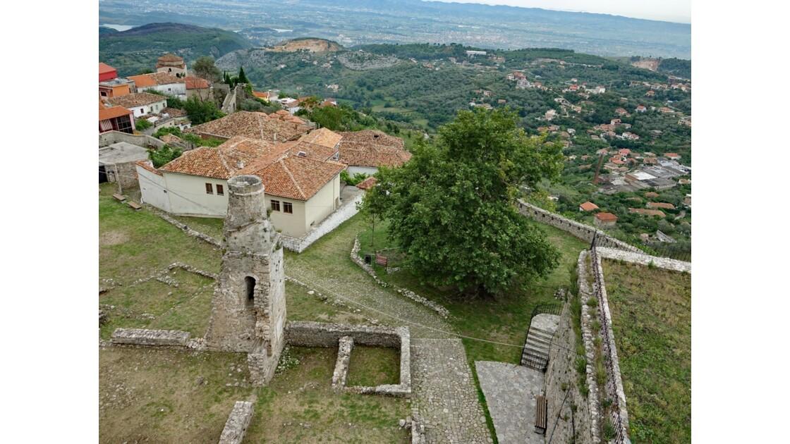 Albanie Kruja la citadelle 8