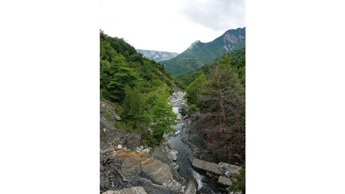 Albanie Parc national Qafë-Shtamë 12