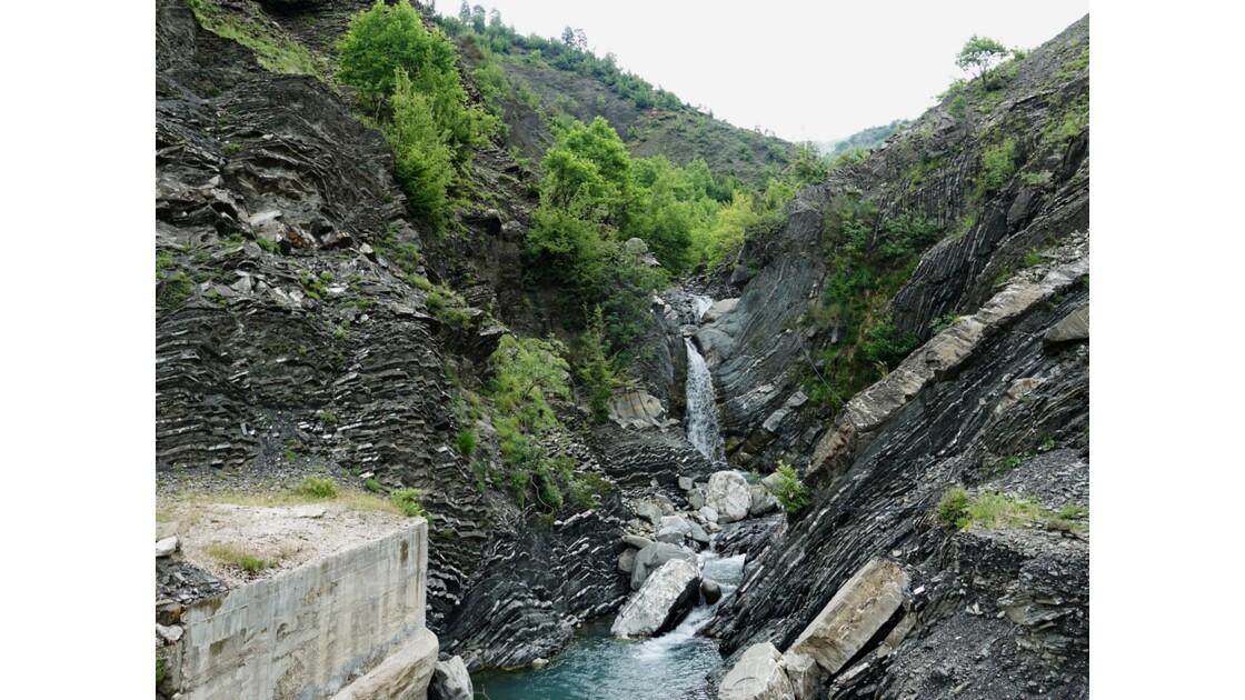 Albanie Parc national Qafë-Shtamë 13