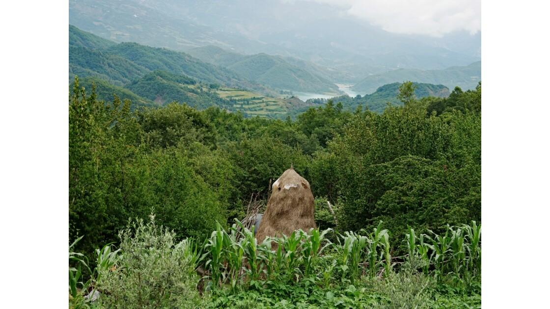 Albanie Les meules du Lac de Bovilla 5