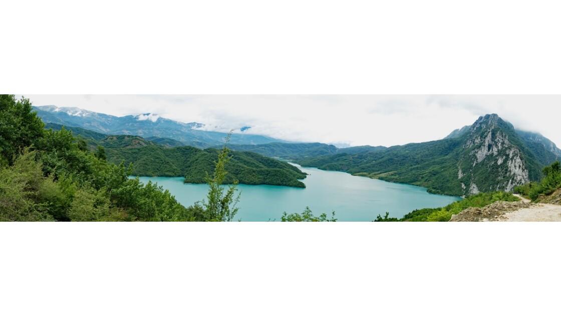 Albanie Parc national de Dajti Lac de Bovilla 8