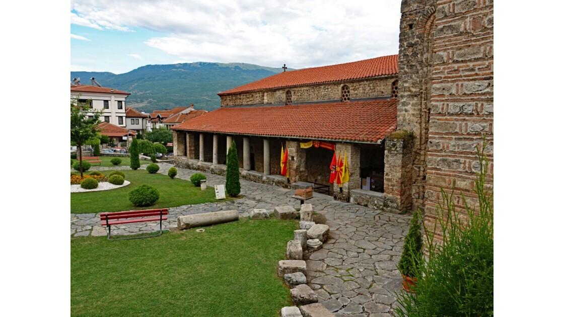Macédoine Ohrid Cathédrale Sainte-Sophie 6