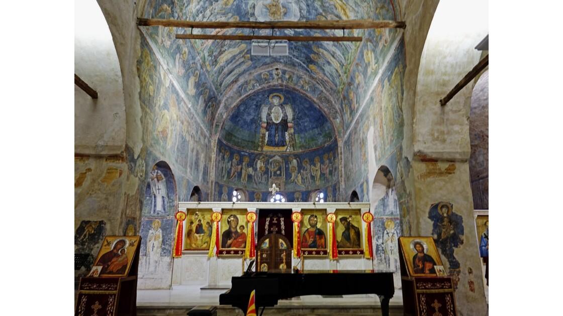 Macédoine Ohrid Cathédrale Sainte-Sophie 7
