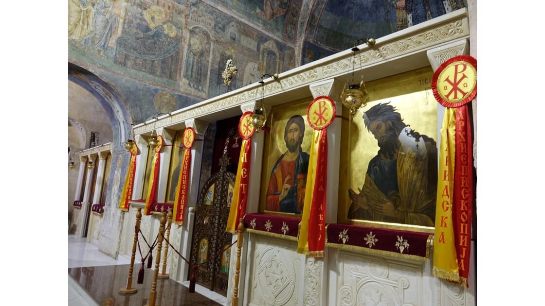 Macédoine Ohrid Cathédrale Sainte-Sophie 8
