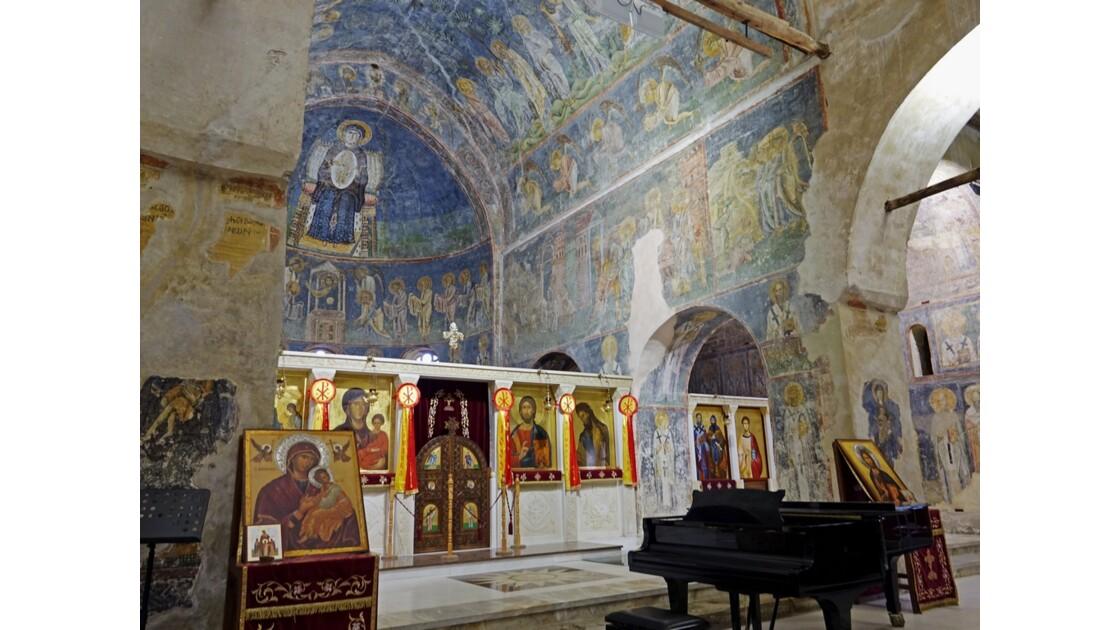 Macédoine Ohrid Cathédrale Sainte-Sophie 9