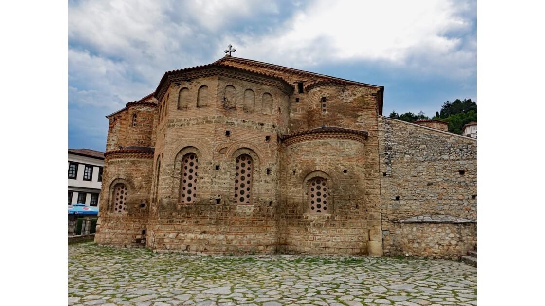 Macédoine Ohrid Cathédrale Sainte-Sophie 1