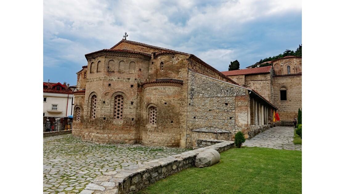 Macédoine Ohrid Cathédrale Sainte-Sophie 2