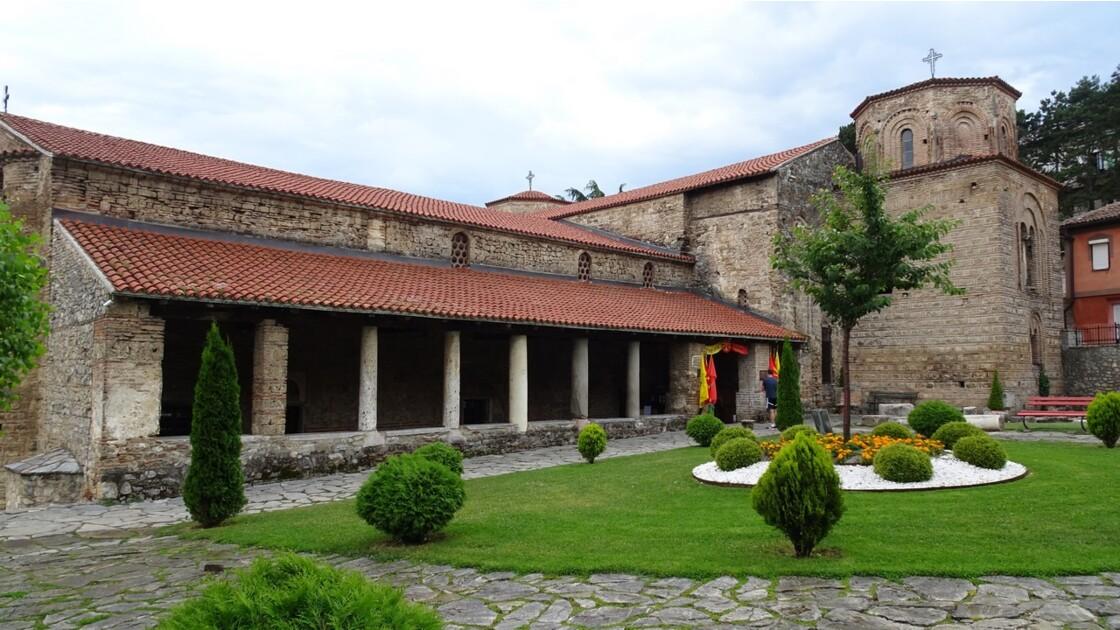 Macédoine Ohrid Cathédrale Sainte-Sophie 3
