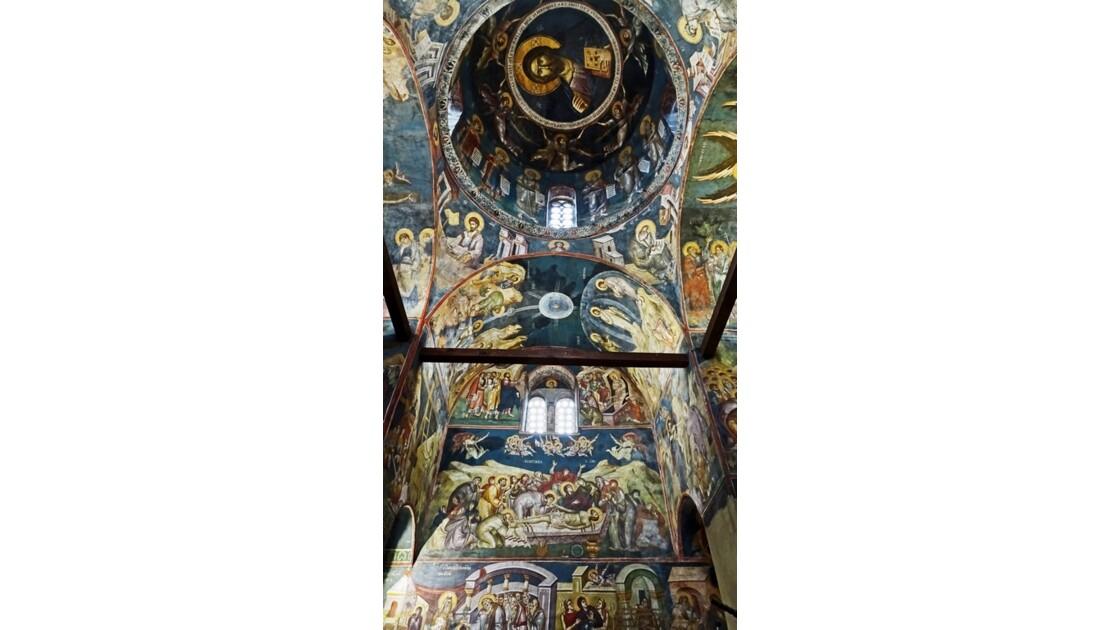 Macédoine Ohrid Église de Sveta Bogorodica Perivlepta 7