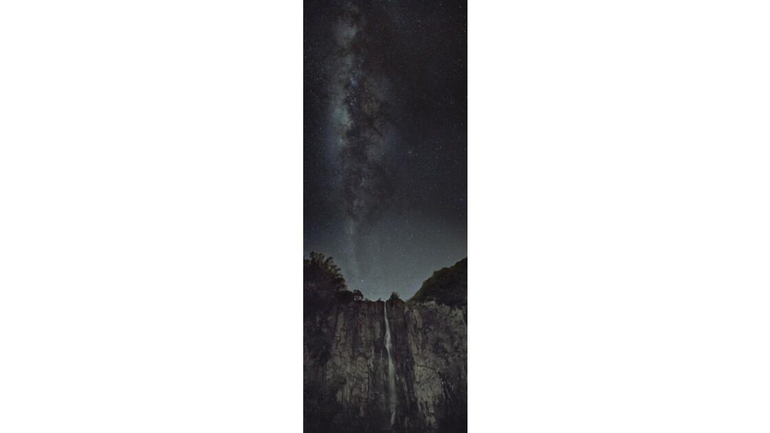 Voie Lactée – Cascade Niagara – Sainte Suzanne – Île de la Réunion