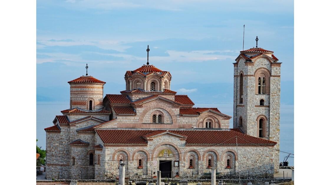 Macédoine Ohrid Monastère Saint-Panteleimon 3