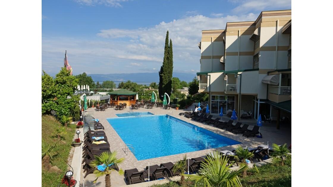 Macédoine Ohrid Hôtel Filip