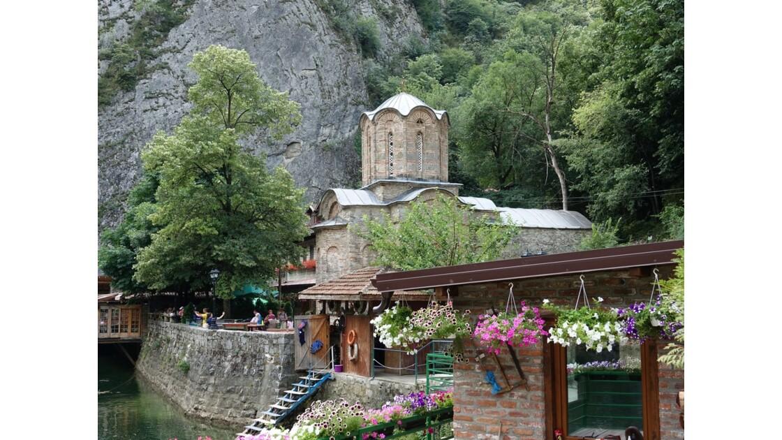 Macédoine Monastère Saint-André de Matka 5