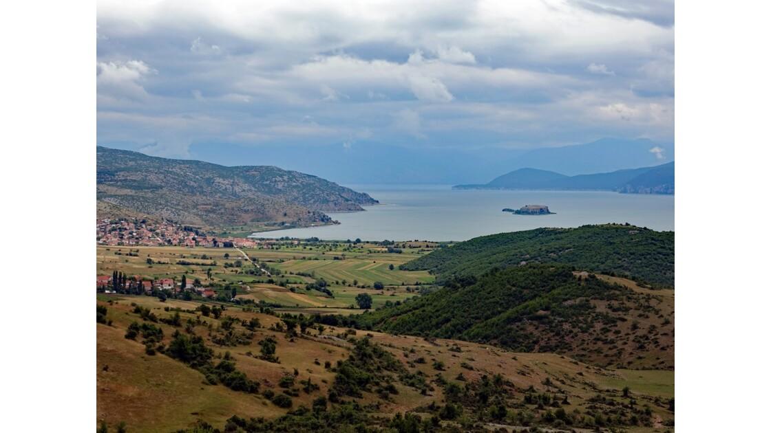 Albanie Lac de Prespa 1