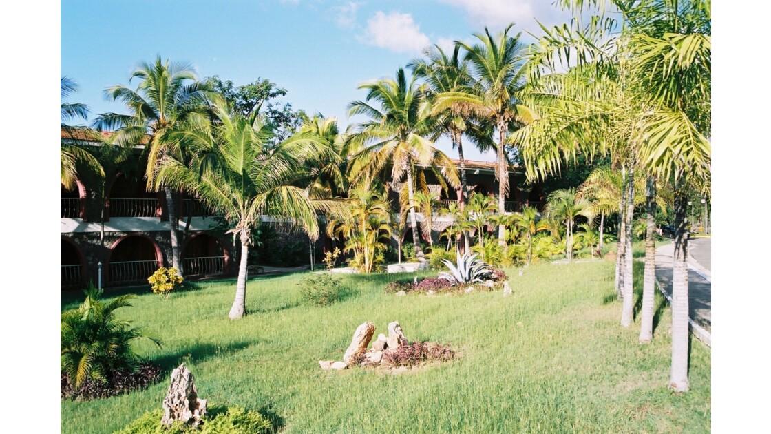 Les jardins du Bucanero