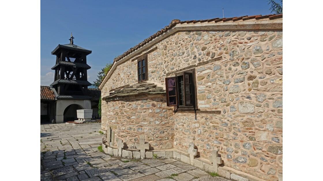 Macédoine Skopje Église Saint-Sauveur 12