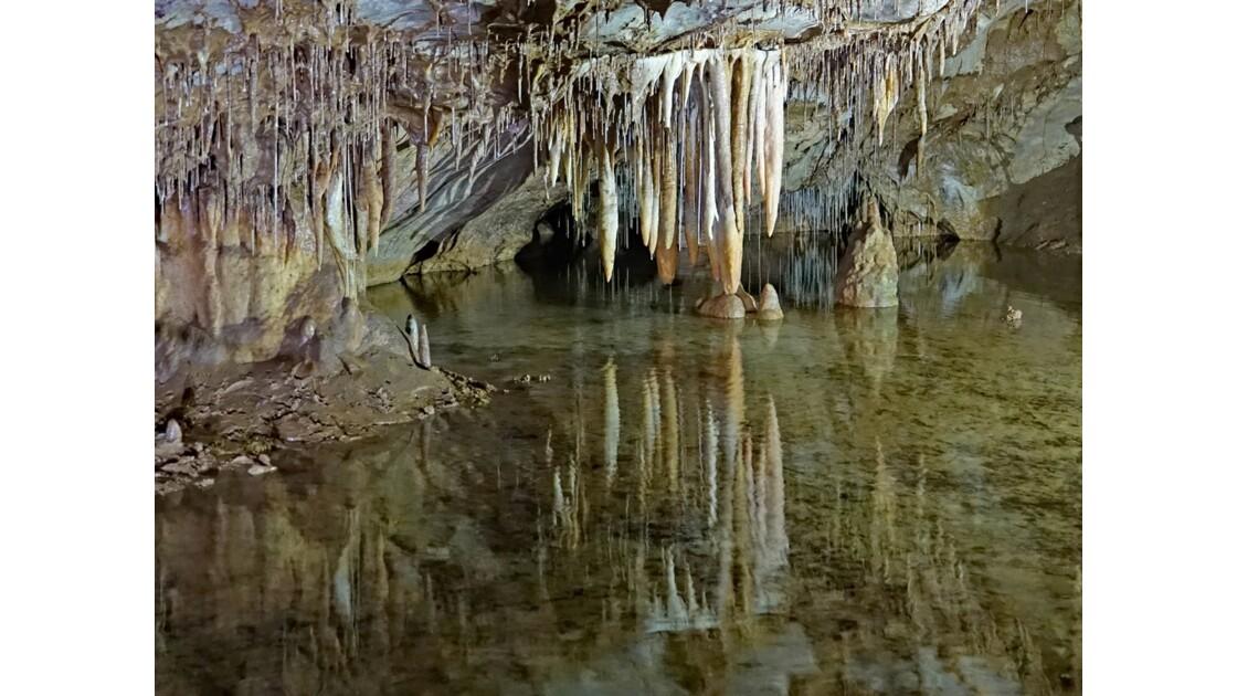 Kosovo Grotte de Gamine 20